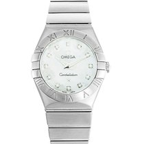 Omega Watch Constellation Mini 123.10.24.60.55.001