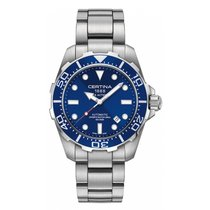Certina DS Action Diver Automatik Herrenuhr C013.407.11.041.00...