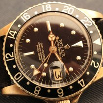 Rolex GMT Master yellow gold nipple dial top quality - oro