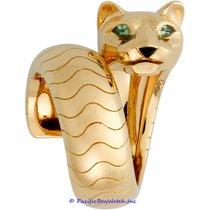 Cartier Yellow Gold Panthere de Cartier Ring
