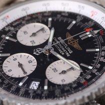 Breitling Navitimer Chronograph Black Dial 42 mm