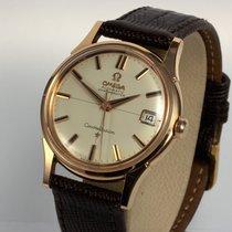 Omega bildschöne Constellation Chronometer 18K Roségold  NOS 1961