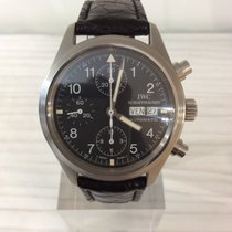 IWC Pilot Chronograph never polished
