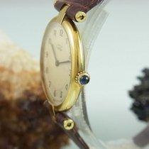 Cartier Lady Must De Vermeil Ronde 925 Silber Vergoldet...