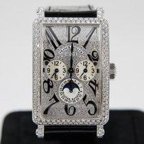 Franck Muller Long İsland Master Banker full Diamonds