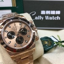 勞力士 (Rolex) Cally - Daytona 116505 ROSE GOLD PINK DIAL 粉紅面 [NEW]