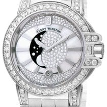 Harry Winston Ocean Lady Moon Phase 36mm oceqmp36ww013