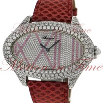 Chopard Montres Dame Ladies Cats Eye, Diamond Dial, Diamond...