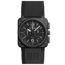 Bell & Ross BR03-94 Chrono Black Matt