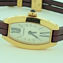 Cartier Lanieres Tonneau 18K Solid Gold