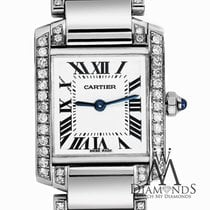 Cartier Ladies Cartier Tank W51008q3