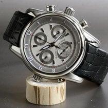 Μορίς Λακρουά (Maurice Lacroix) Globe GMT Chronograph -...