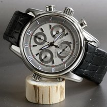 Maurice Lacroix Globe GMT Chronograph - Service 2015