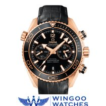 Omega Seamaster Planet Ocean Co-Axial 45,5 MM Ref. 232.63.46.5...