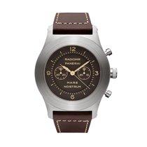 Panerai Mare Nostrum Titanio Limited Edition  Mens Watch PAM00603