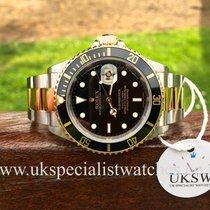Rolex Submariner Date Black – Steel & Gold – 16613 – Final...