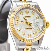 Rolex Datejust 6917331 Two Tone Gold Jubilee Dial Swiss Made 26mm