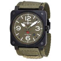 Bell & Ross Military Type GI Joe Edition Men's Watch