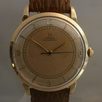 Omega vintage 1944 gold 18ct ref 10707193 caliber 2810 RA SC PC