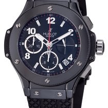 Hublot Big Bang Chronograph Ceramic Black Magic 41mm