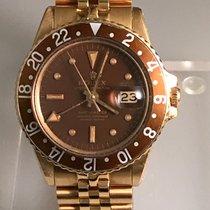 "Rolex Gmt-master 1675 ""concord ""in Gold"