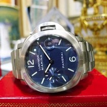 Panerai 2000 Luminor Marina Pam69 Stainless Steel Automatic...