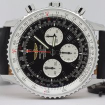Breitling Navitimer 46 mm Nero Black Nuovo Folding Claps