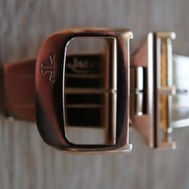 Jaeger-LeCoultre 18mm RED GOLD Folding Clasp faltschliesse...