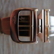 積家 (Jaeger-LeCoultre) 18mm RED GOLD Folding Clasp faltschliess...