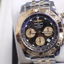 Breitling Chronomat CB0110 44 18K Rose Gold & Stainless...