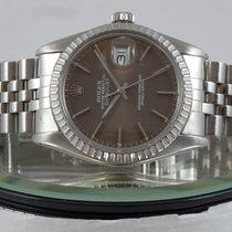 Rolex Datejust 36MM Bronze 1989 Papiers d'origine