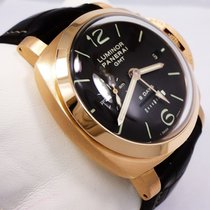 Panerai Very Limited Edition Luminor 1950 8 Days Gmt 44mm 18k...