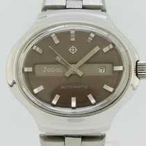 Zodiac Retro Automatic Steel Lady