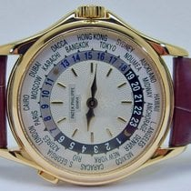 Patek Philippe 5110J - WORLDTIME - Full Set - PP Service - unused