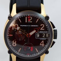 Porsche Design Indicator P6910 Rose Gold