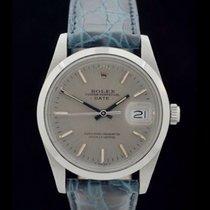Rolex Date - Ref.: 1500 - Grau - Bj.: 1987/1988 - Plexiglas -...