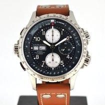 Hamilton Khaki X Wind Chronograph H77616