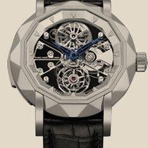 GRAFF Watches. Mastergraff Skeleton WG