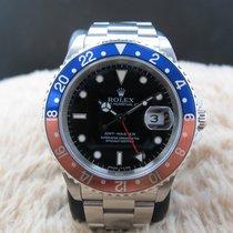 勞力士 (Rolex) GMT MASTER 16700 (T25 Dial) Pepsi Red/Blue Bezel