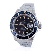 Rolex Submariner Date - 16610 - Box & Papers - Original...