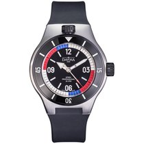 Davosa Swiss Apnea 16156955 Diver Automatic Analog Men's...