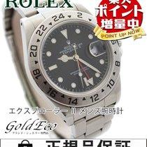 롤렉스 (Rolex) 【外装新品仕上げ済み】ROLEX【ロレックス】 エクスプローラーII Ref.16570...
