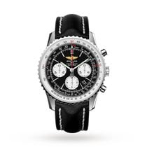 Breitling Navitimer 01 | Steel Chronograph Black Dial | 46mm