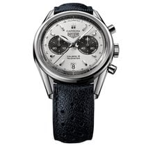 TAG Heuer Carrera Calibre 18 Chronograph Black Strap CAR221AFC...
