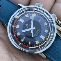 Lip Electronic Nautic Ski  Supercompressor Diver watch