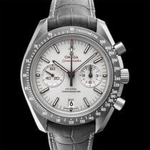 Omega Speedmaster Moonwatch Co-Axial Chronograph Grey Ceramic/...