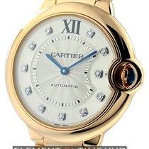 カルティエ (Cartier) Ballon Bleu Collection 18k RG Diamond Dial 36mm