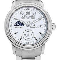 Blancpain Leman Time Zone