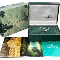 Rolex Box für Submariner mit Umkarton und Zubehör