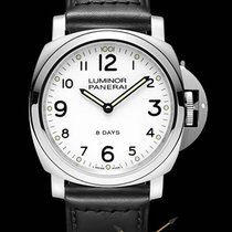 Panerai Luminor Marina 8 Days 44mm White Dial PAM561 [NEW]